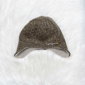 Carhartt Akron Hat Sherpa Lined Mens Winter Hat